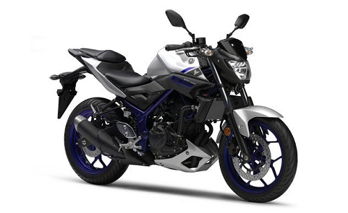 Review Yamaha MT-03