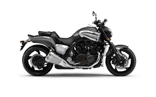 Review Yamaha Vmax