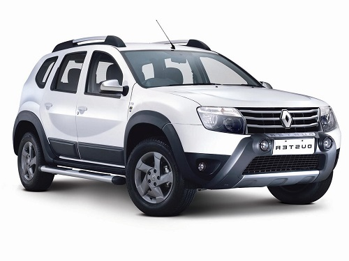 Spesifikasi Dan Harga Renault Duster