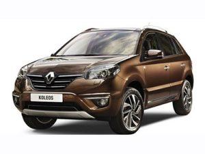 Spesifikasi Dan Harga Renault Koleos