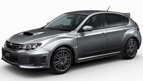 Spesifikasi Dan Harga Subaru New Impreza