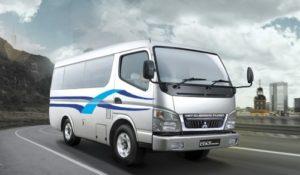 Spesifikasi dan Harga Mitsubishi FE 71 Bus