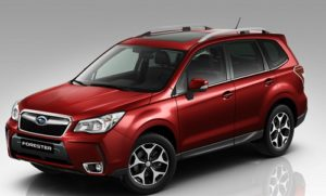 Spesifikasi dan Harga Subaru Forester
