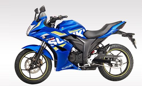 Spesifikasi dan Harga Suzuki Gixxer SF