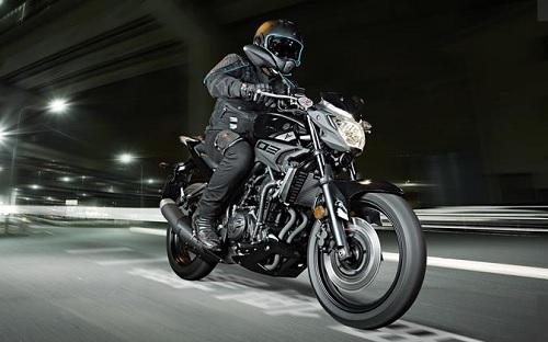 Spesifikasi dan Harga Yamaha MT-03