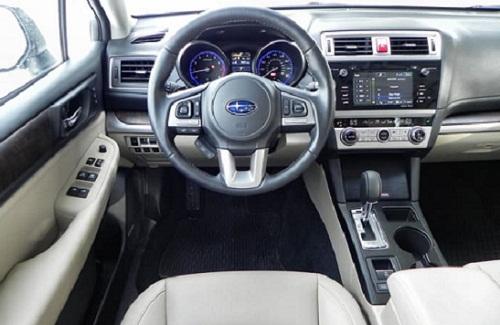 Desain Subaru Outback