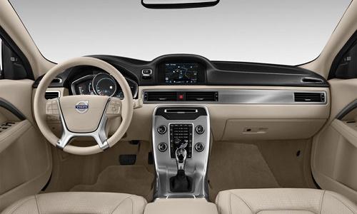 Fitur Mobil Volvo S80