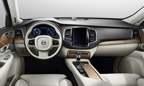 Fitur Mobil Volvo XC90