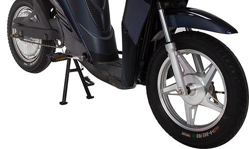 Fitur Pedal Kayuh Terra e-Bike S750
