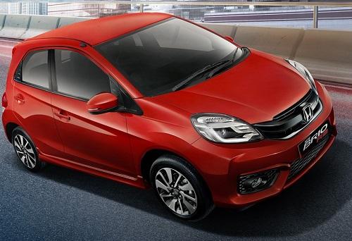 Harga Honda Brio RS Pekanbaru Riau