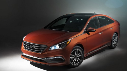 Harga Hyundai Sonata