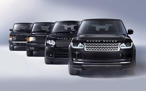 Harga Mobil Land Rover Range Rover