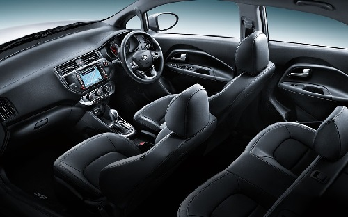 Interior Kia New Pride