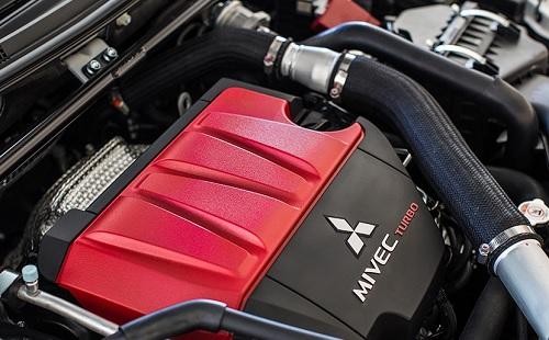 Mesin 2.0L MIVEC Mitsubishi