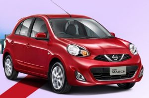 Mobil Matic Nissan March