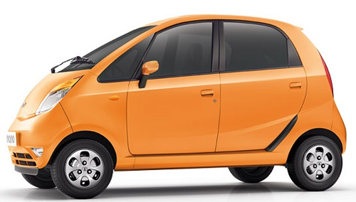 Mobil Tata Nano