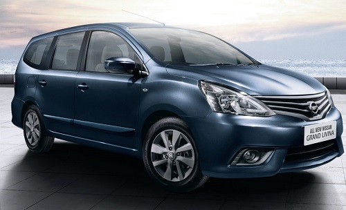 Nissan All New Grand Livina