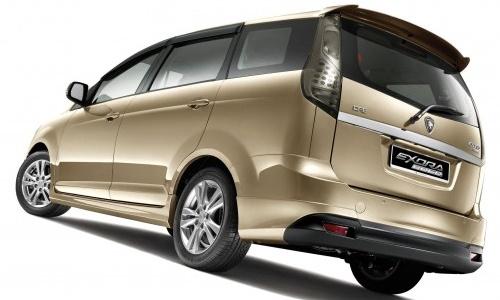 Review Mobil Proton Exora Bold