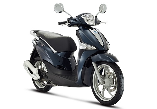 Review Spesifikasi Piaggio Liberty ABS