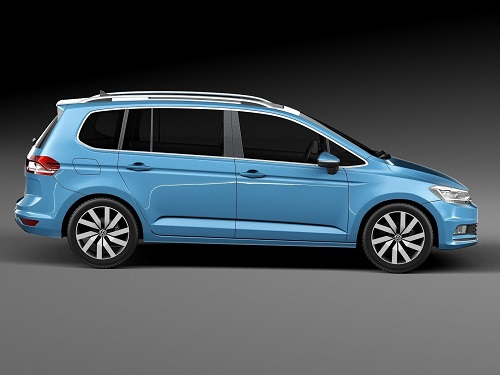 Review Volkswagen Touran