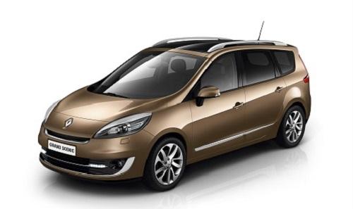 Spesifikasi Dan Harga Renault Grand Scenic
