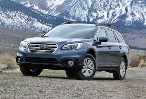 Spesifikasi Dan Harga Subaru Outback