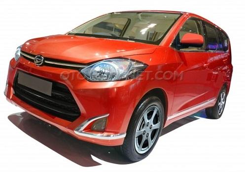 Spesifikasi dan Harga Daihatsu Sigra