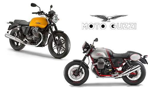 Spesifikasi dan Harga Moto Guzzi V7 II
