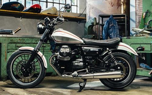 Spesifikasi dan Harga Moto Guzzi V9