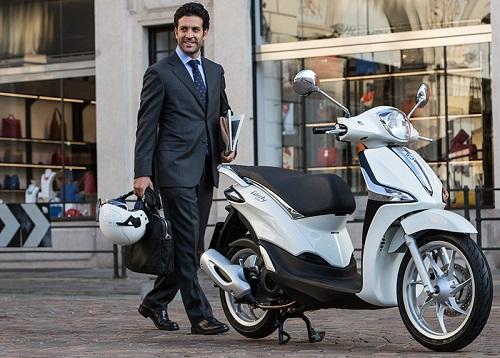 Spesifikasi dan Harga Piaggio Liberty ABS