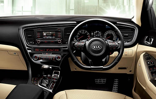 Desain Kia All New Optima