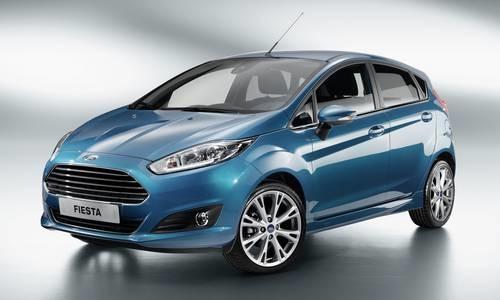 Generasi Keempat Ford Fiesta