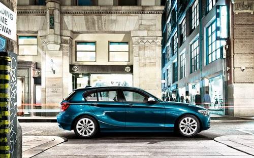 Harga BMW Seri 1