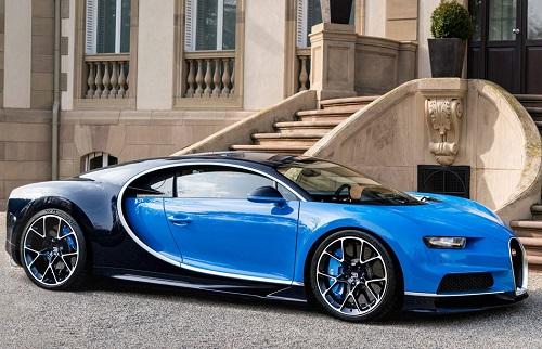 Harga Bugatti Chiron