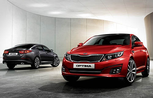 Harga Kia All New Optima
