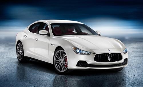 Harga Mobil Maserati Ghibli