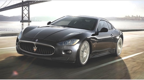 Harga Mobil Maserati Granturismo