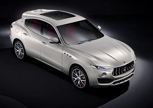 Harga Mobil Maserati Levante