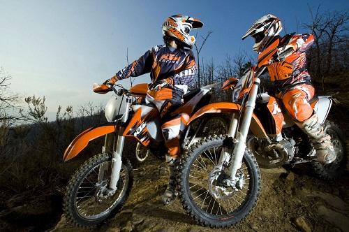 Harga Motor Trail KTM