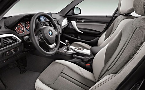 Interior BMW Seri 1