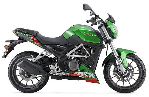Motor TNT 25 Hijau