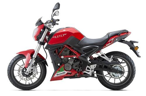 Motor TNT 25 Merah