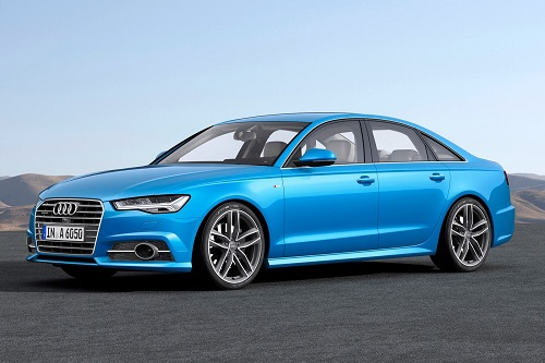 Review Audi A6