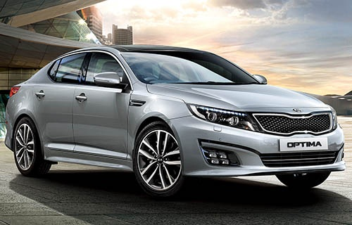 Review Kia All New Optima