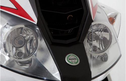 Review Motor Benelli Caffenero 150