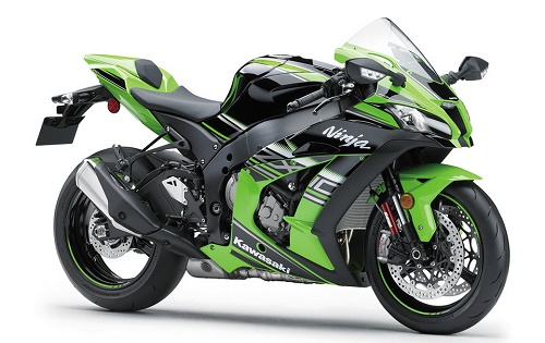 Review Motor Kawasaki Ninja ZX10 R