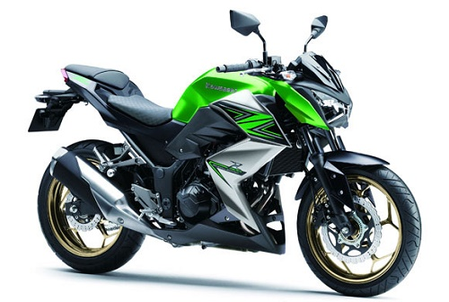 Review Motor Kawasaki Z250 ABS