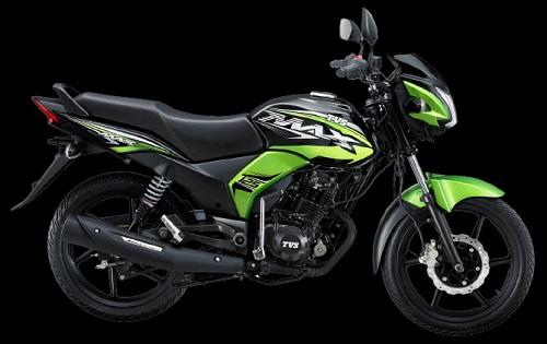 Review Spesifikasi Motor TVS Max 125