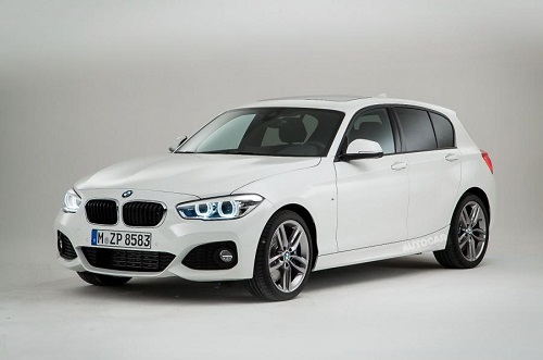 Spesifiaksi Dan Harga BMW Seri 1