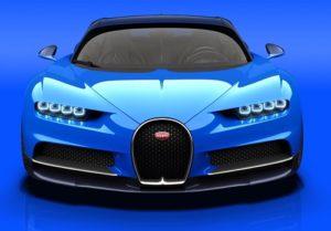 Spesifikasi dan Harga Bugatti Chiron